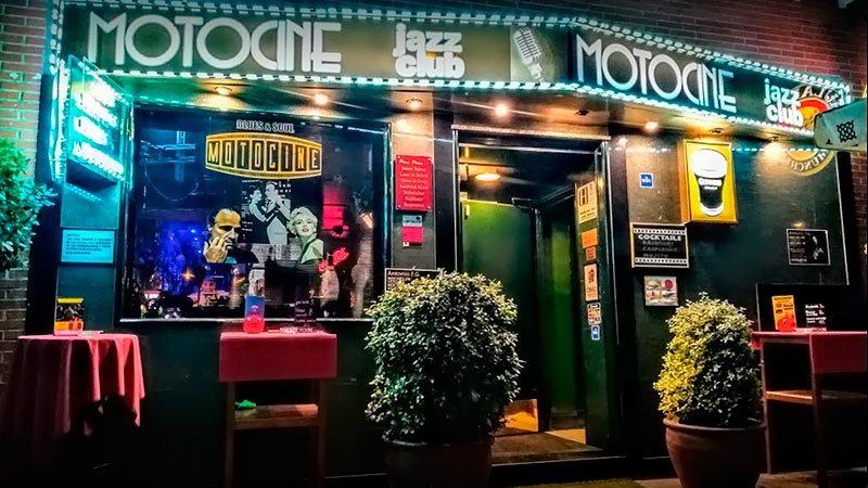 MotoCine Jazz Club